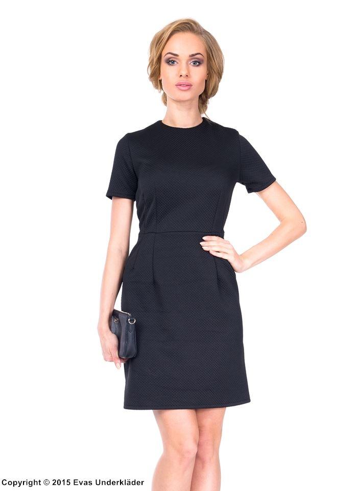 Stilren klänning, XS 5XL